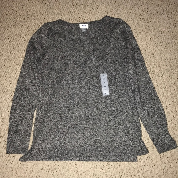 25a54469978 Old Navy Gray Sweater